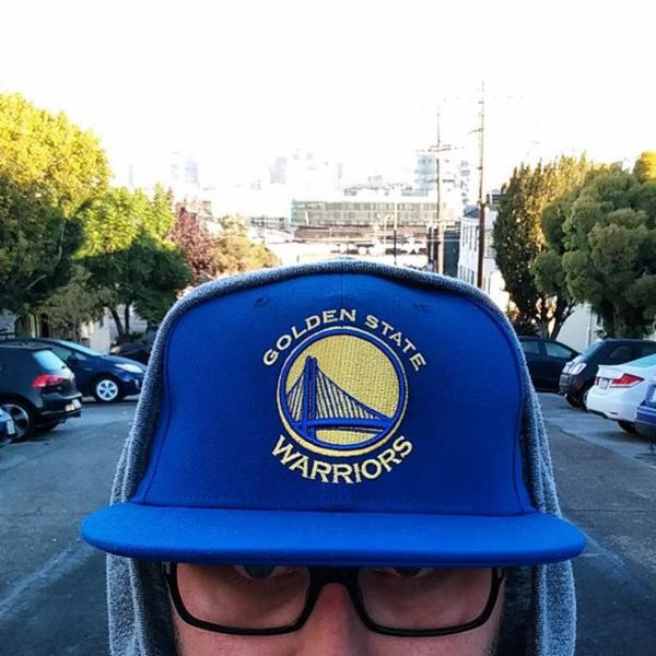 10-0?? More like TEN AND OH DAMN THEM BOYS ARE GOOD!! I've said it before, I'm not a huge basketball fan, but damn its hard not to like these guys, they're just so fun to watch. Today's #fotd for #fittedfriday is the #GoldenState #Warriors #Champions side patch cap. Pretty dope cap with the new bridge logo, also cool because the old Bay Bridge will be blown up this weekend, fun fact. #baybridge #dubs #newera #neweraaddict #neweracaps #oakland #california #oraclearena #roaracle #blueandgold #curry #sc30 #30 #sanfrancisco #sfgrippy #originatorofthetruehalfface #bayareasteam #bayarea #teamfitted #fittedsonly #stickerfreecity #nostickercrew #thebaysteam
